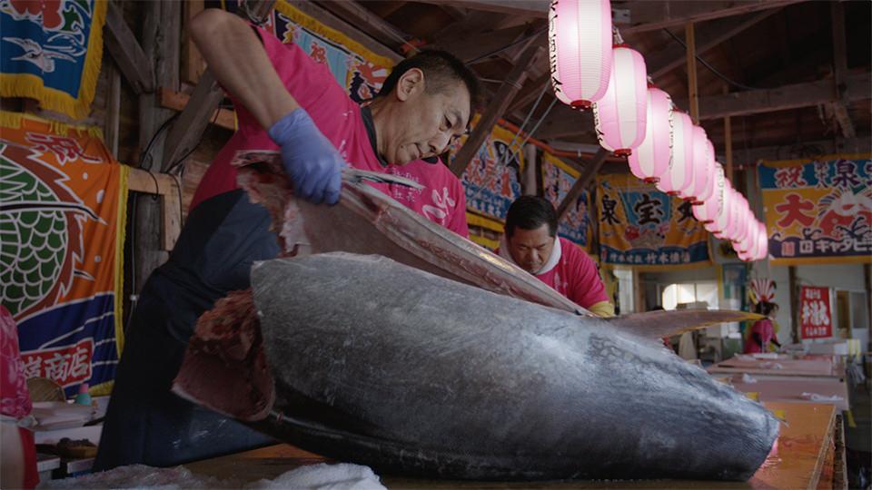 ปลาทูน่าแห่งโอมะ - Oma Tuna
