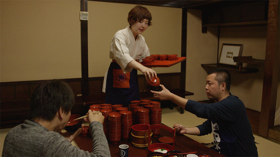 วังโกะโซบะ - Wanko-soba