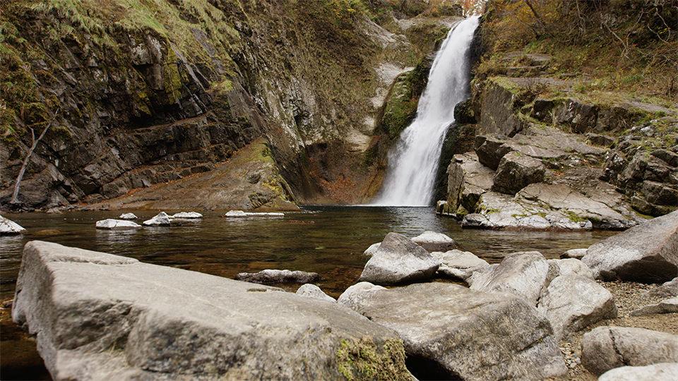 秋保大瀑布(AKIUOTAKI) - Akiu-otaki Waterfall