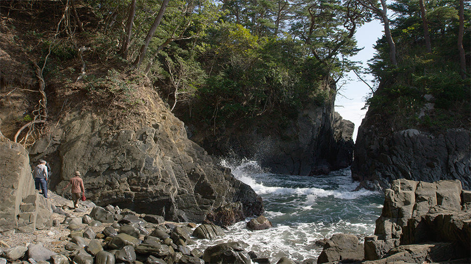 神割崎(KAMIWARIZAKI) - Kamiwarizaki