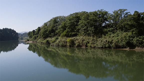 Mogami River - 最上川