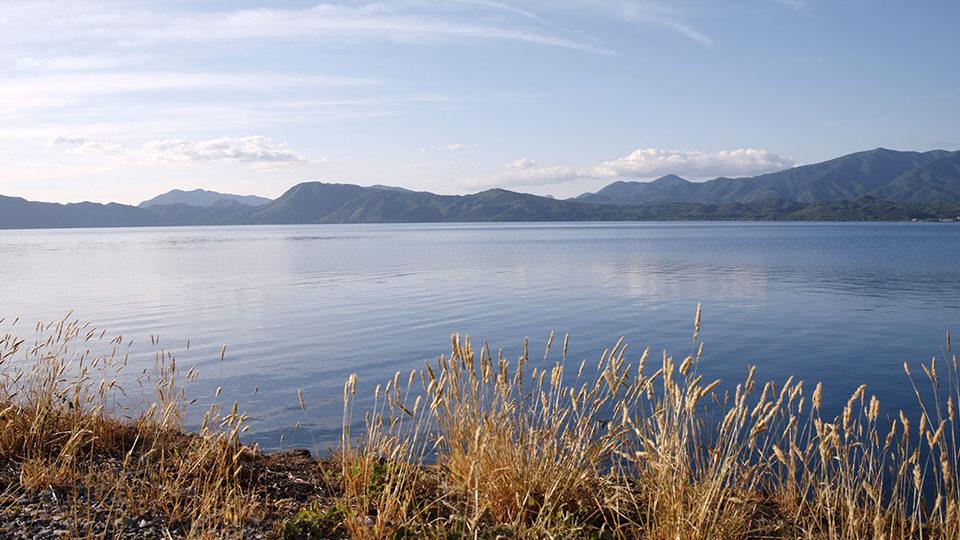 다자와코 호수 - Lake Tazawa