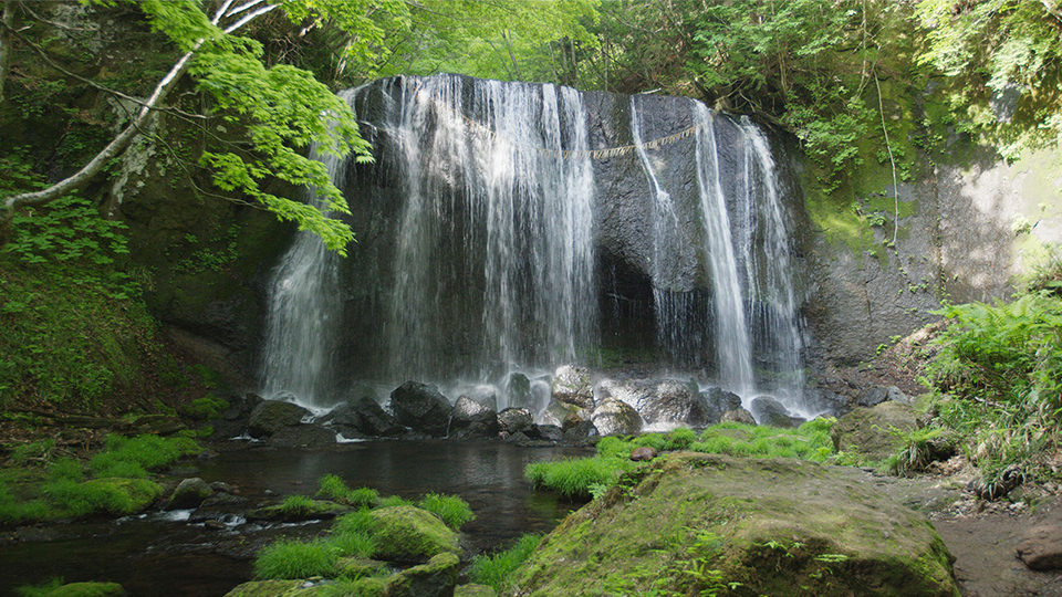 Tatsuzawa Fudo Falls  - 達沢不動滝