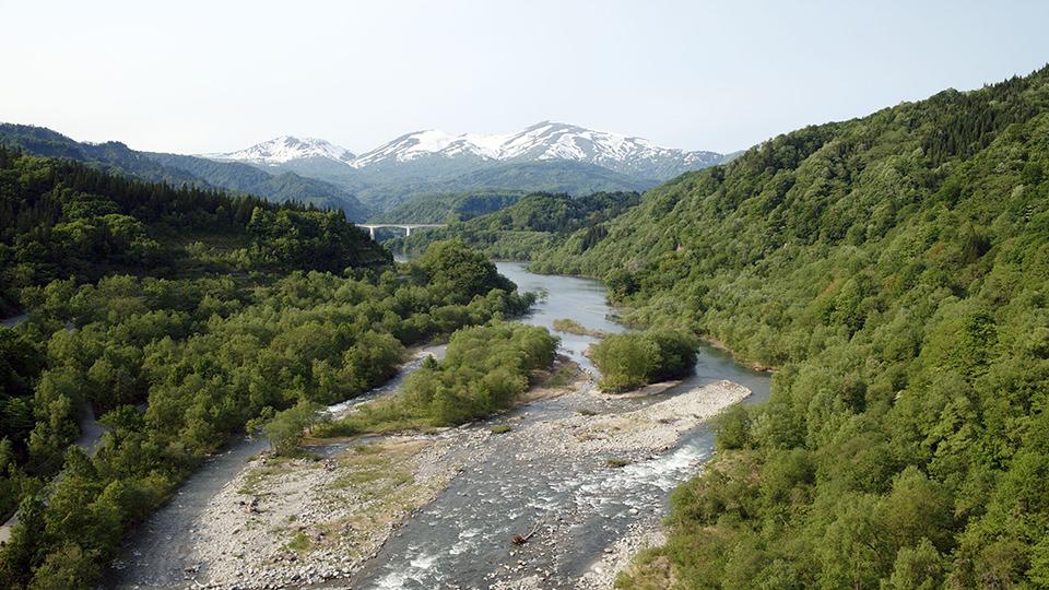 갓산 - Mount Gassan