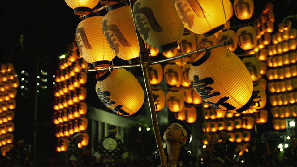 竿燈祭 - Kanto Festival