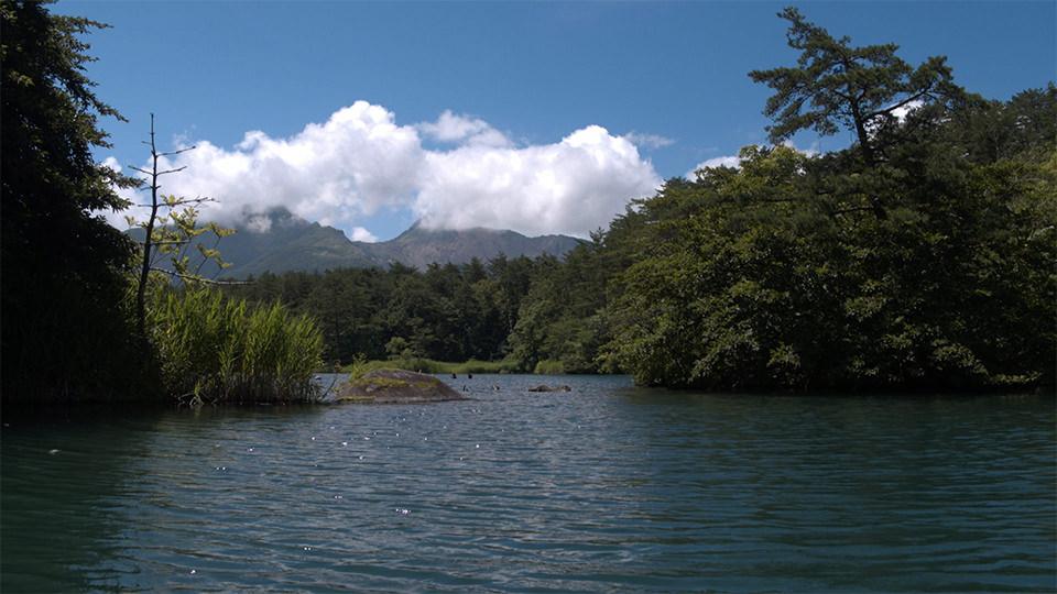 บิชะมงนูมะ - Bishamon-numa Lake