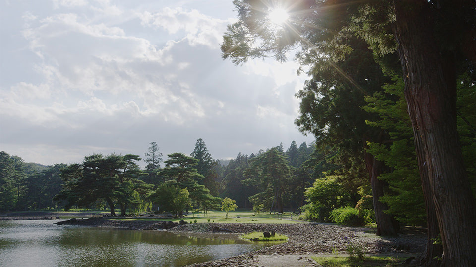 모쓰지(정토정원) - Motsuji Temple (Pure Land Garden)
