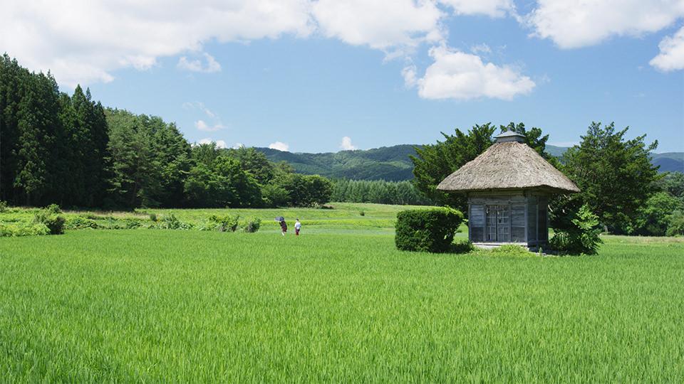 아라가미 신사 - Aragami Shrine
