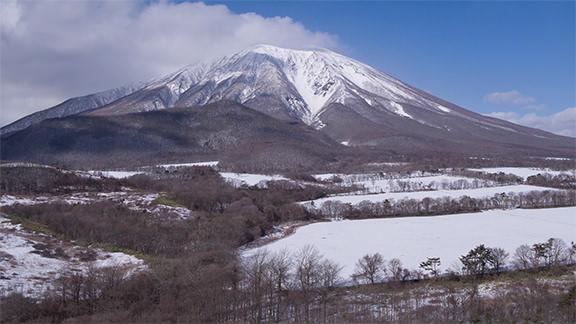 MT. IWATE  - 岩手山