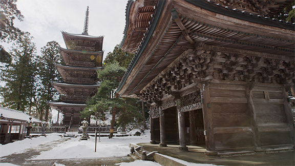 善宝寺 - Zenpoji