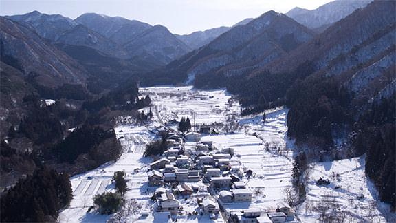 山寺村落 - Village of Yamadera