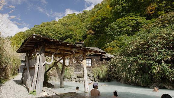 乳头温泉乡 - Nyuto Hot Springs