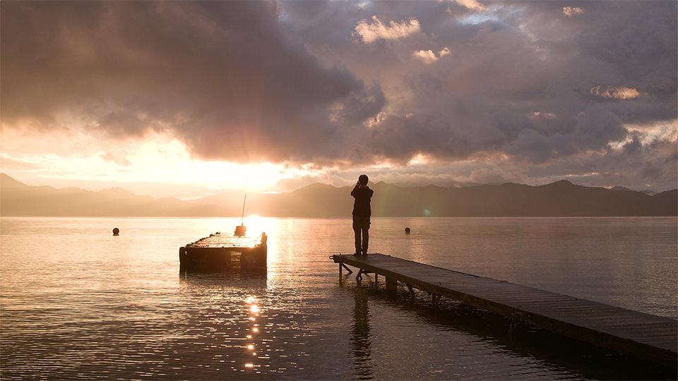 田泽湖 - Lake Tazawa