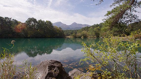 ทะเลสาบห้าสี โกะชิกินุมะ - Goshiki-numa Swamps