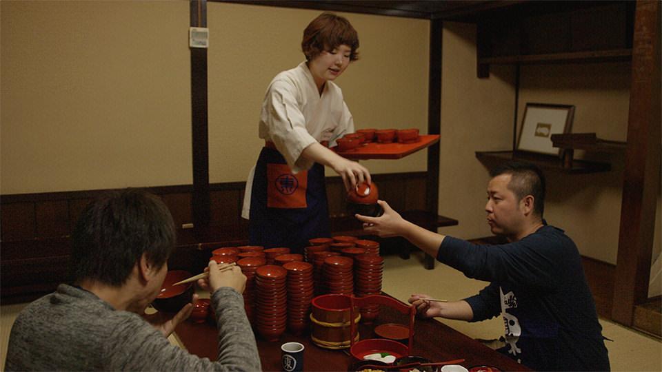 小碗荞麦面 - Wanko-soba