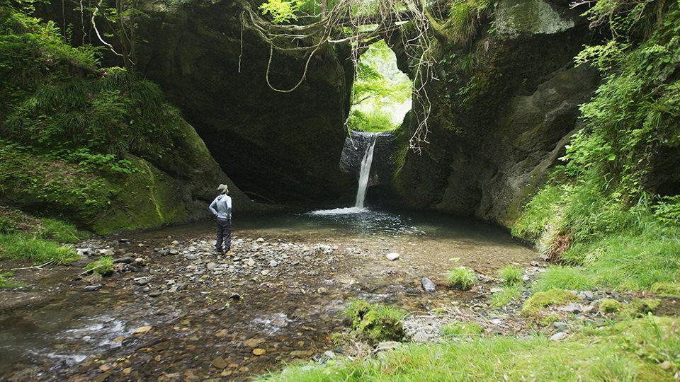 Yoshinodaira Fudo Falls  - 吉野平不動滝