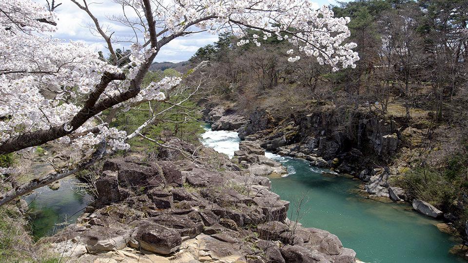 严美溪 - Genbikei Gorge