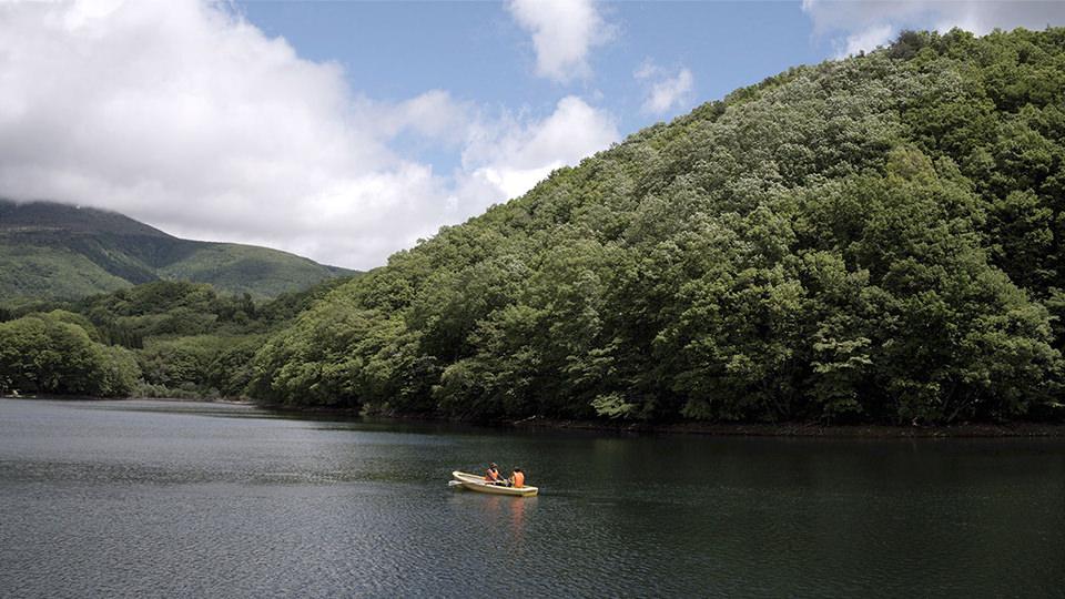 조로코 호수 - Lake Choro