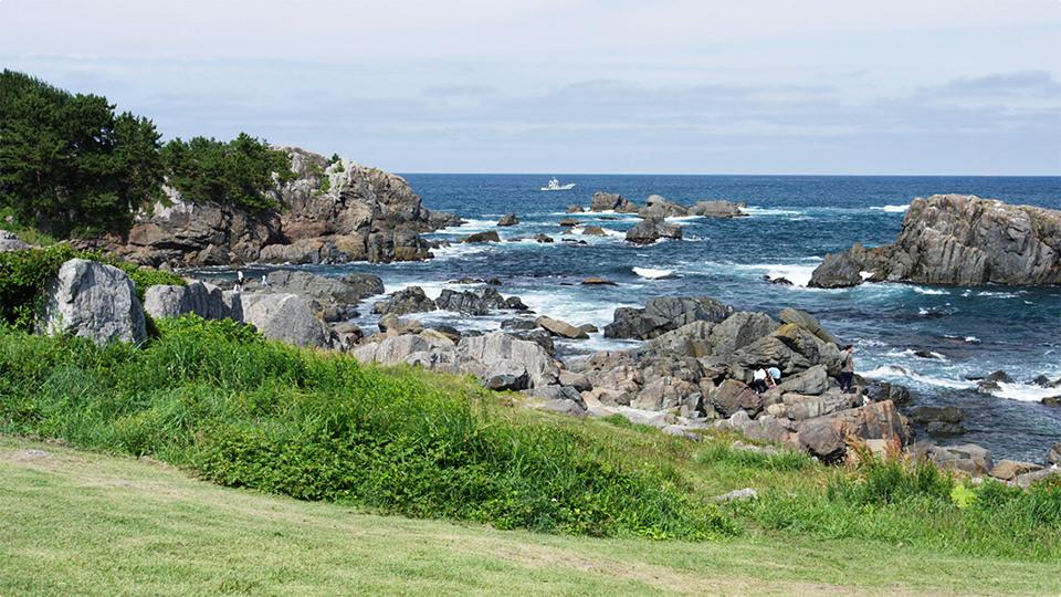 种差海岸 - Tanesashi Coast