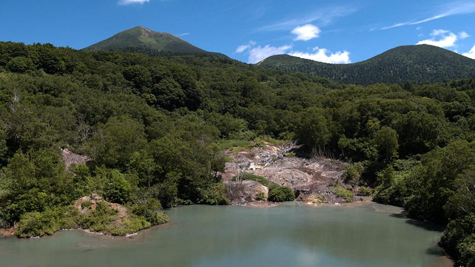 地狱沼 - Jigoku-numa Pond