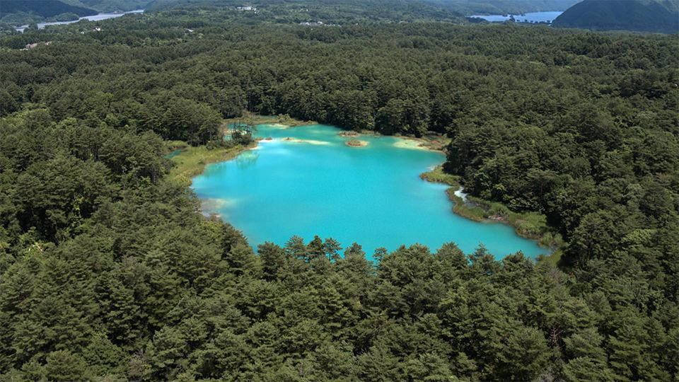 เบ็นเท็นนูมะ - Benten-numa Lake