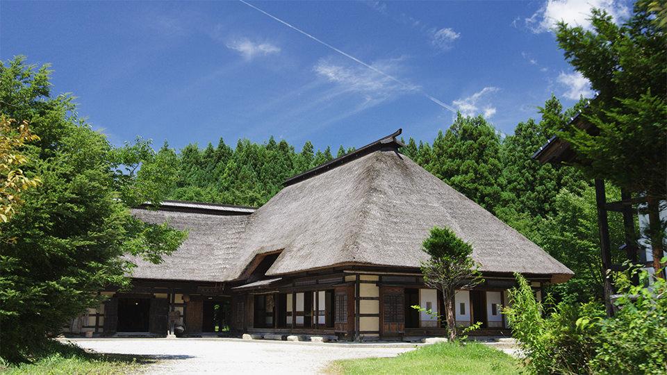 Tono Furusato Village - 遠野ふるさと村
