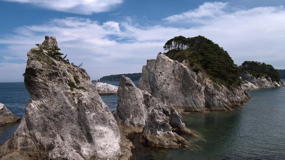 โจโดะงะฮามะ - Jodogahama Beach
