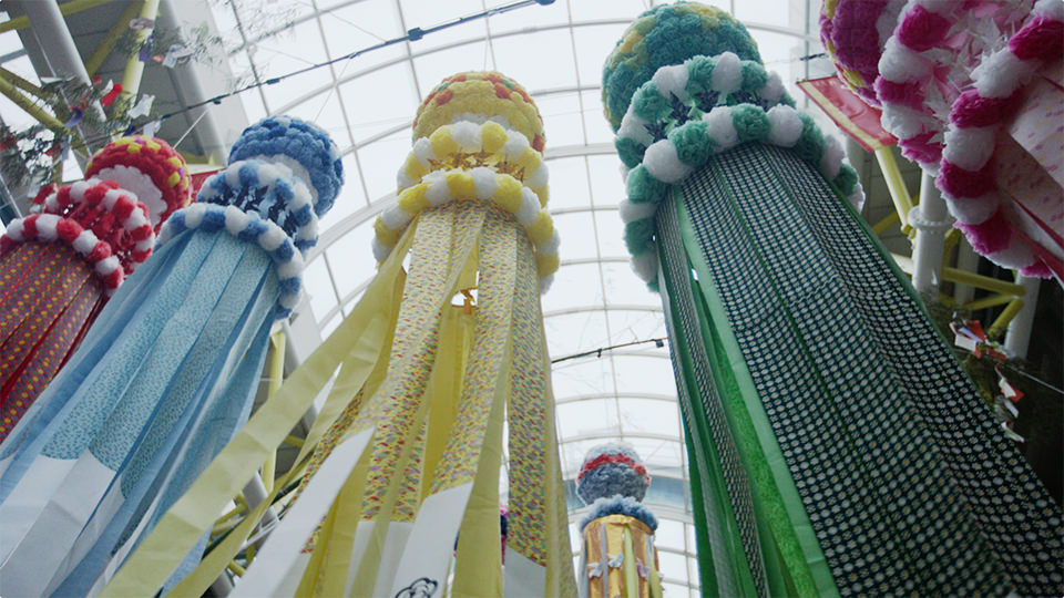 칠석 축제 - Tanabata Festival
