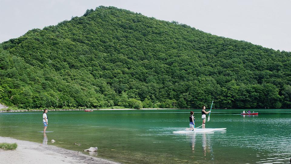 潟沼 - Katanuma Lake