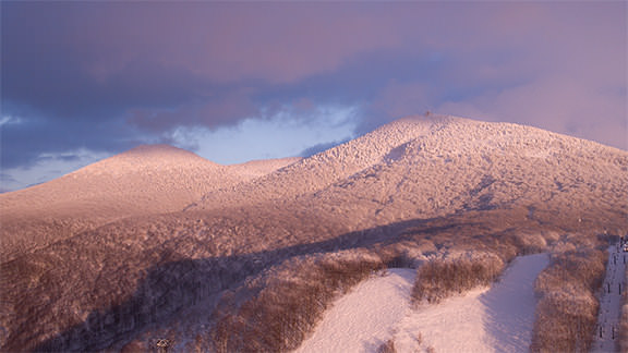 เทือกเขาฮักโกดะ - Mt. Hakkoda