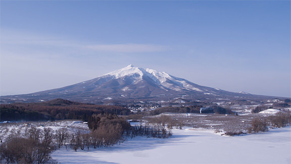 ภูเขาอิวากิ - Mt. Iwaki