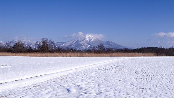 MT. BANDAI - 磐梯山