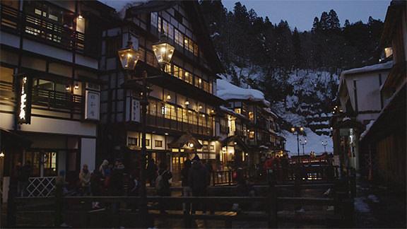 GINZAN HOT SPRING - 銀山温泉